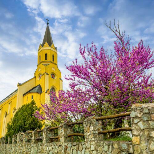 Szent Rozália Templom | Nadap