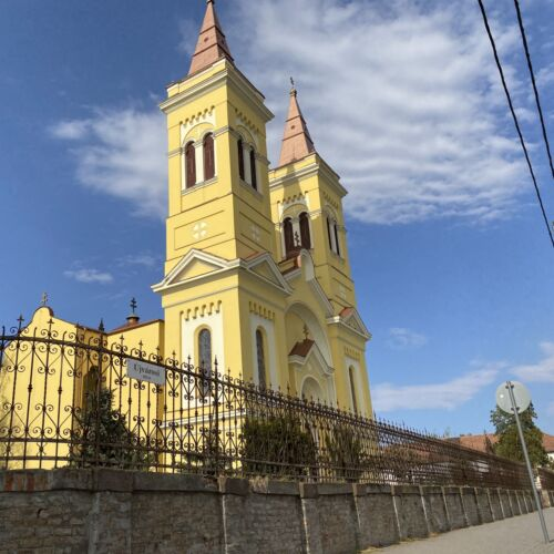 Hajdúböszörményi Görögkatolikus templom | Hajdúböszörmény
