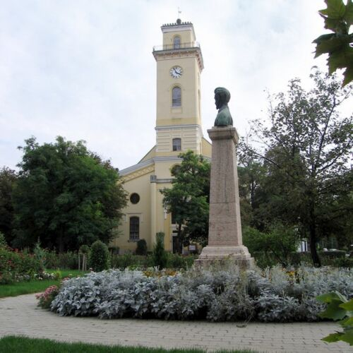 Petőfi-szobor | Karcag