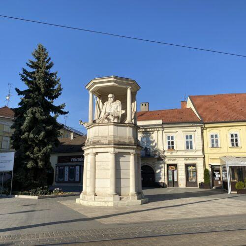 Széchenyi István-szobor | Miskolc