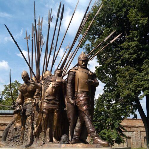 Várvédők szoborcsoport | Szigetvár