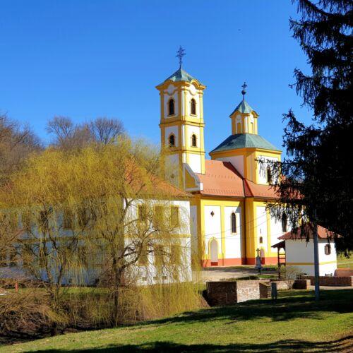 Szerb ortodox kolostor és templom | Grábóc