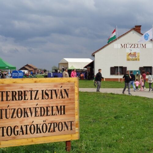 Sterbetz István Túzokvédelmi Látogatóközpont | Dévaványa