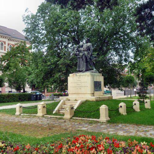 I. világháborús emlékmű   Sopron