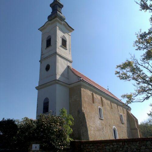 Árpád-kori templom | Túrony