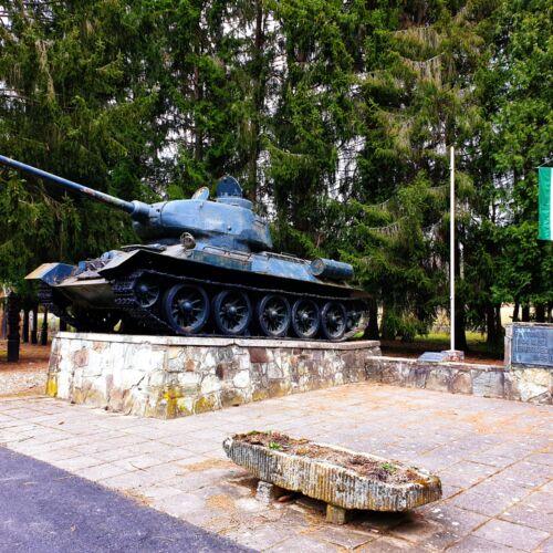 T-34-es tank | Nemesmedves