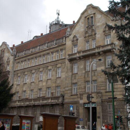 Postapalota   Sopron