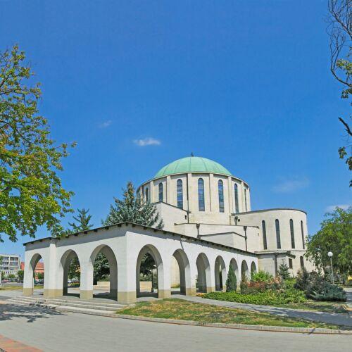 Fogadalmi templom | Mohács