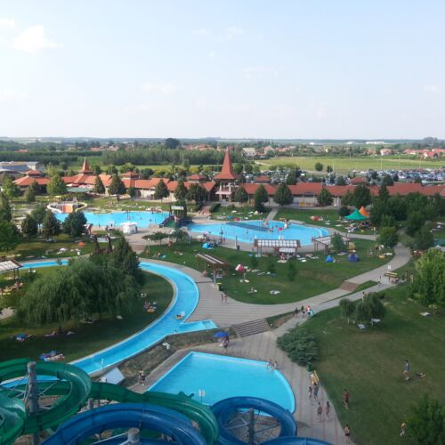Aquacity Vízicsúszda és Élménypark | Zalaegerszeg