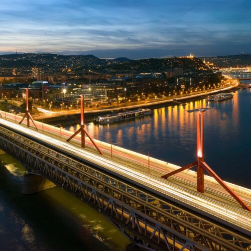 Rákóczi híd | Budapest