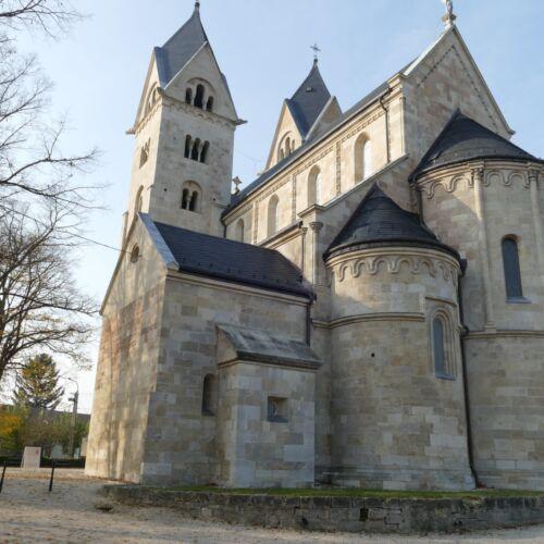 Árpád kori Szent Jakab templom | Lébény