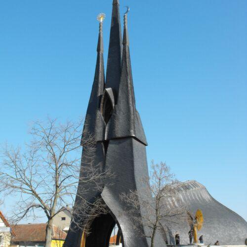 Paksi Szentlélek-templom | Paks