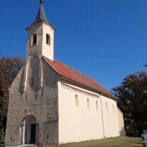 Szent György római katolikus templom   Zalaszentgyörgy