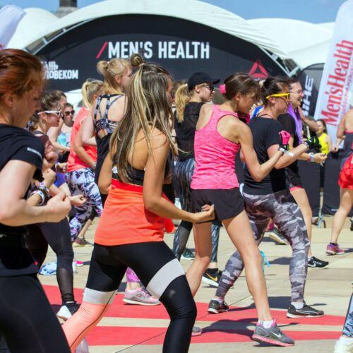 Nestlé Fitness  – Just Clear Beach  Fitness Fesztivál | Siófok
