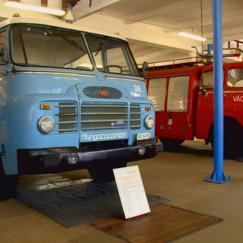 Csepel Autó Gyártmánymúzeum | Szigetszentmiklós