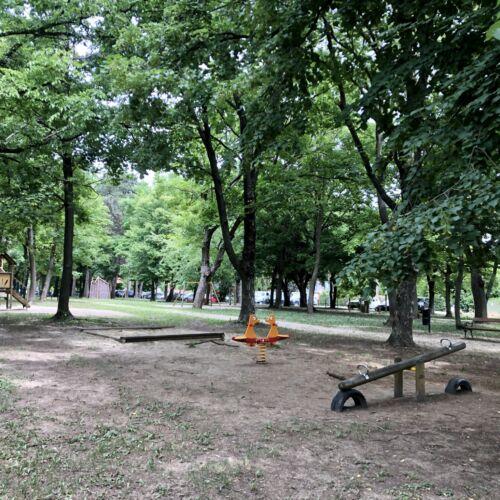 Rákóczi park | Balatonakarattya
