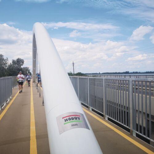 Kerékpáros Tisza-híd | Poroszló