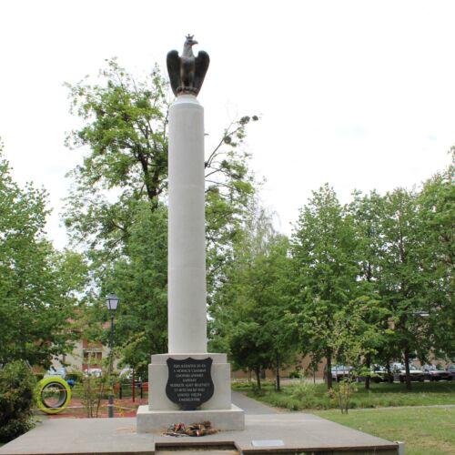 Lengyel Hősök Emlékműve | Mohács