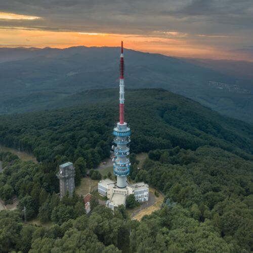 Kékestetői Kilátó és TV torony | Kékestető