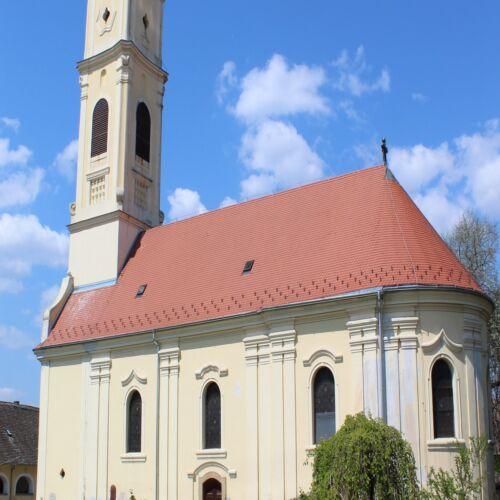 Szerb-ortodox templom | Mohács