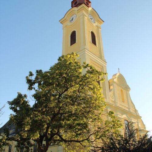 Szent József plébániatemplom   Nagykanizsa