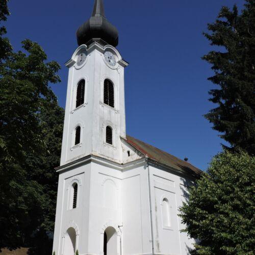 Őriszentpéteri Református templom