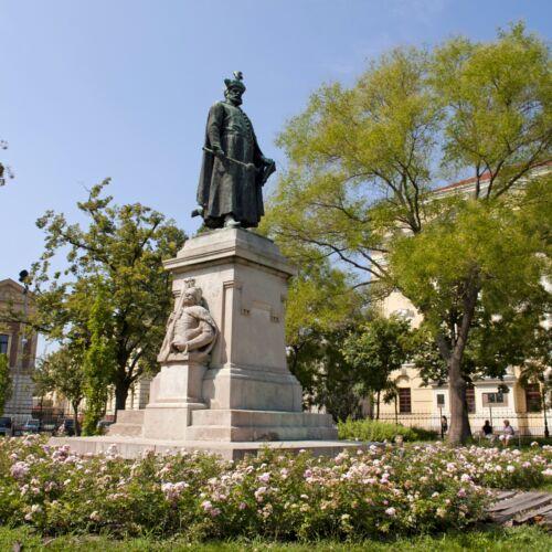 Emlékkert   Debrecen