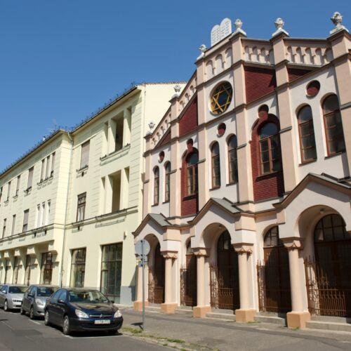 Pásti utcai Zsinagóga | Debrecen
