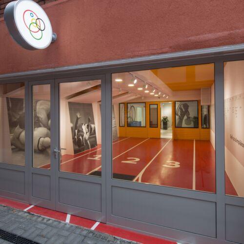 Olimpiatörténeti Kiállítás | Győr