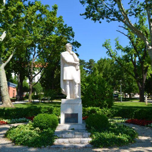 Széchenyi István szobra   Balatonfüred