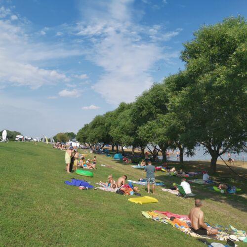 KalandPart - A Tisza-tó tengerpartja | Sarud