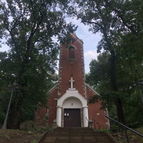 Fonyódi protestáns templom | Fonyód