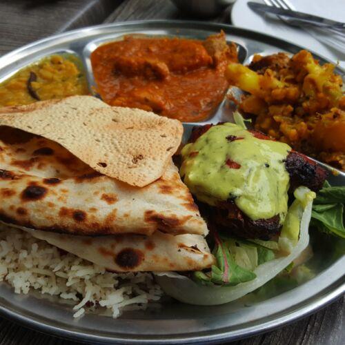 Barakah Vendégasztal - Indiai ételek!