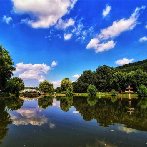 Csónakázó-tó | Kazincbarcika