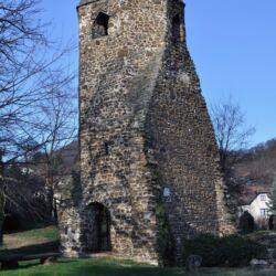 Avasi templomrom | Szigliget