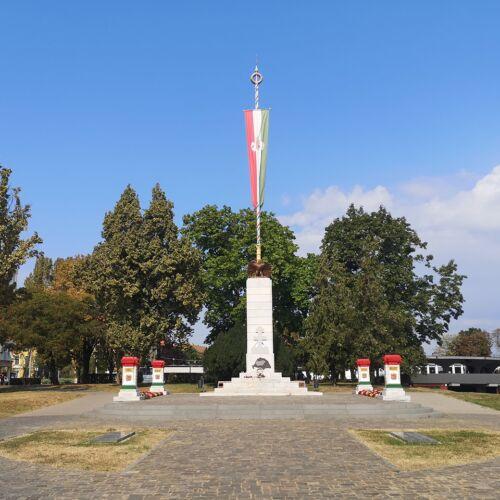 Országzászló Emlékmű | Eger