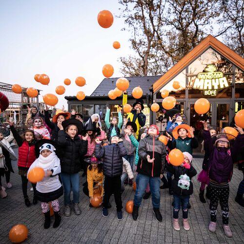 Halloween napok az Avalon Parkban   Miskolctapolca