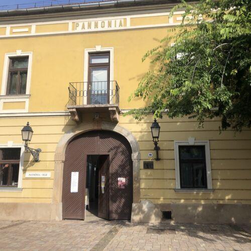 Pannónia Ház, Tragor Ignác Múzeum   Vác