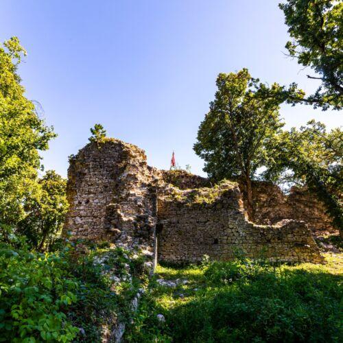 Zádor-vár | Pécsely