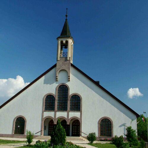 Kertvárosi Református templom | Pécs