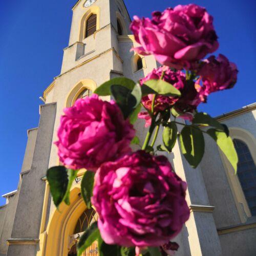 Szent Donát templom   Csókakő