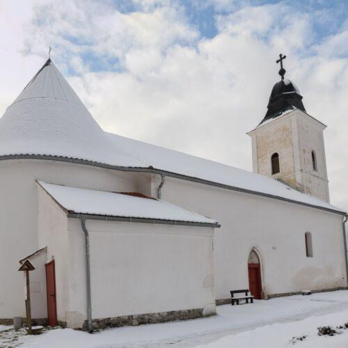 Herencsényi Szent Mihály arkangyal templom | Herencsény