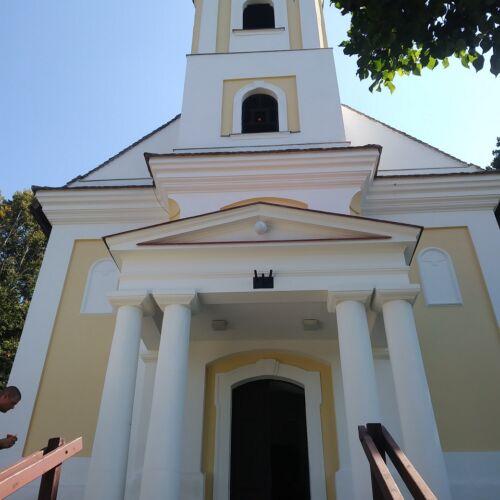 Szent Mihály templom   Tar