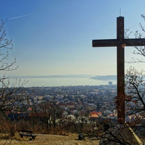 Tamás-hegyi kereszt | Balatonfüred