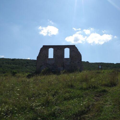 Tari Lörinc udvarházának romjai | Tar