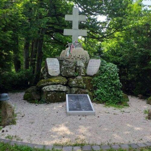 Világháborús emlékmű | Dobogókő