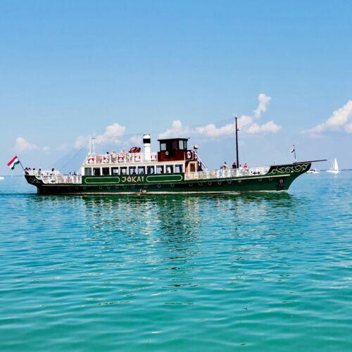 Jókai hajó | Balatonfüred
