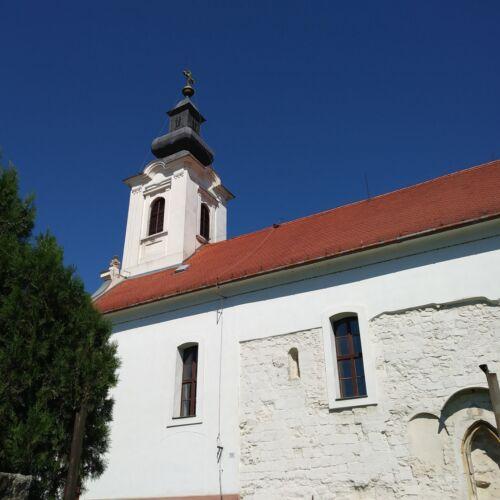 Jobbágyi Római katolikus templom | Jobbágyi