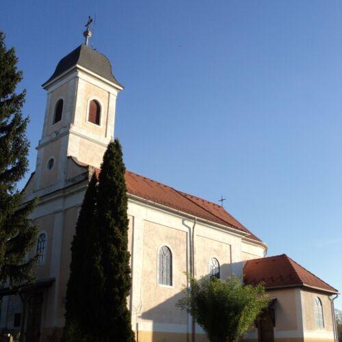 Kapospulai Szent Péter és Pál-templom | Kapospula
