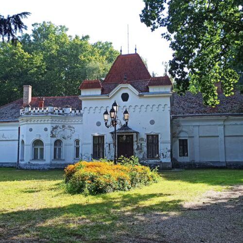 Márffy kastély | Pusztakovácsi